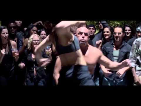 Tamiko Brownlee Stunt Reel 2015