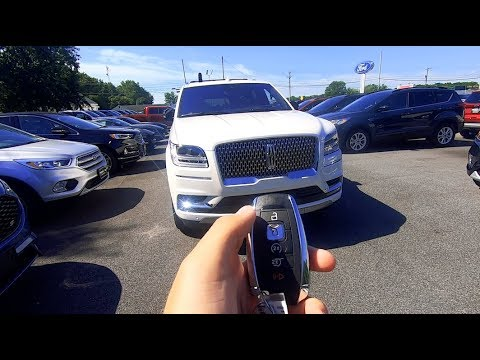 2019 LINCOLN NAVIGATOR:TEST DRIVE AND REVIEW!