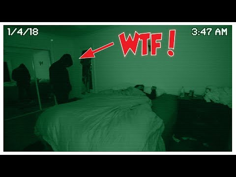 DO NOT RECORD YOURSELF SLEEPING AT 3AM!!