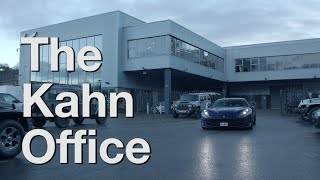 Ferrari 812 Superfast Test Drive   The Kahn Office