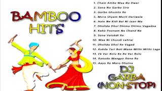 Bamboo Hits | Gujarati Famous Garba | Western Instrumental |JukeBox|