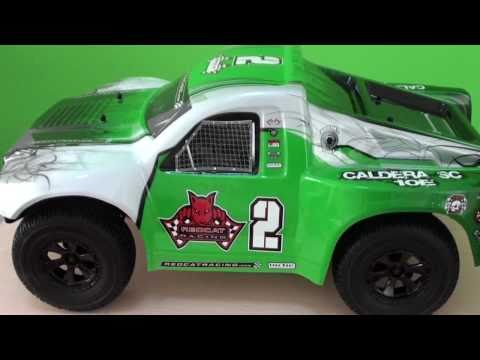 RedCat Caldera SC-10E a Closer Look from YouTube · Duration:  4 minutes 36 seconds