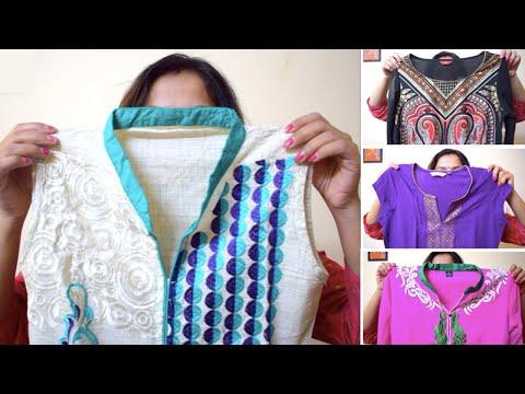 25 ಲೇಟೆಸ್ಟ್ ಕುರ್ತಿಸ್ ಡಿಸೈನ್ಸ್ | 25 Latest Kurti Designs Trends - My Long & Short Kurtas Collections