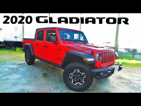2020 Jeep Gladiator Review | The Good And The Bad