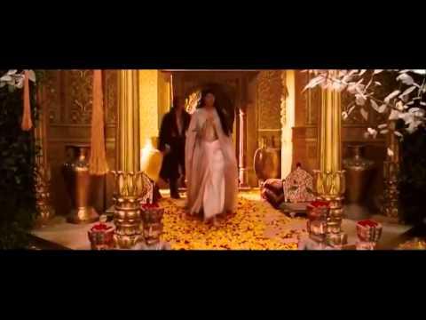 Prince Dastan & Princess Tamina in Prince...