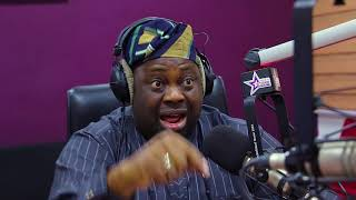 Dele Momodu on Starr Chat with Bola Ray