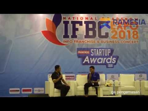 Ramesia Partner UMKM di Event IFBC Jakarta 2018 | Your Partner To Grow