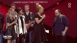 Andreas Kümmert lehnt Sieg ab! - Unser Song für Österreich - Eurovision Song Contest