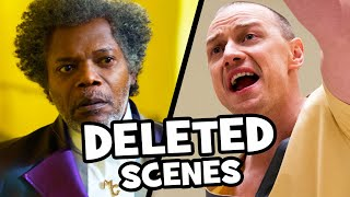 Glass ALTERNATE ENDING & DELETED Scenes