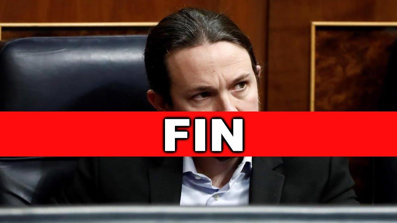 Pablo Iglesias se ha visto ENVUELTO en UNA INVESTIGACIÓN que podría poner FIN a su CARRERA POLÍTICA