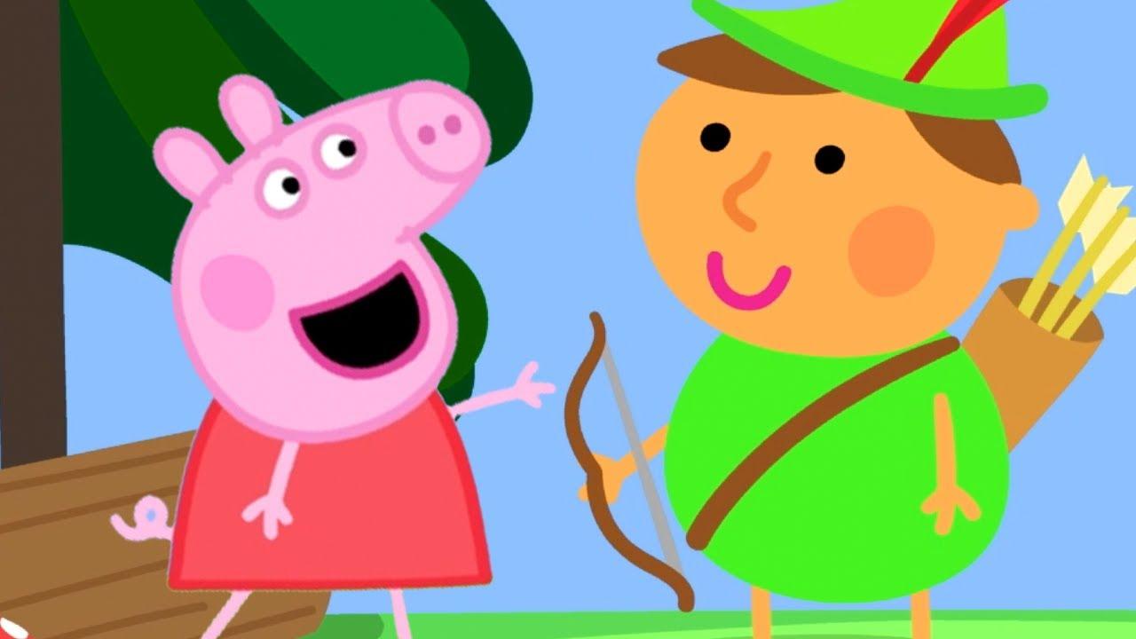 Peppa Pig Português Brasil | Cantigas de Roda | Desenhos Animados