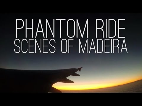 Phantom Ride Madeira Isℓand (7 hours)