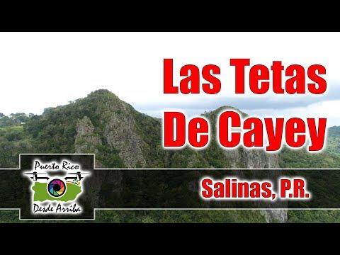 Cerro Las Tetas de Cayey - Salinas Puerto Rico