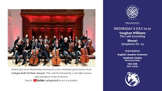 English Chamber Orchestra - Live Stream Trailer