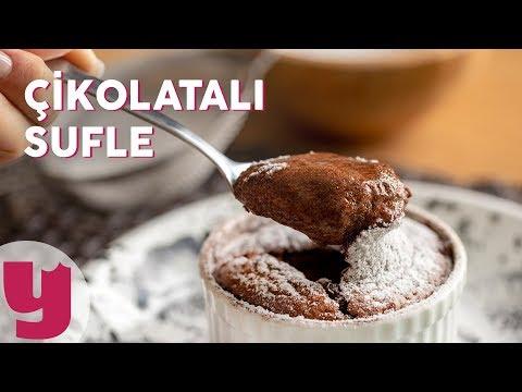 Çikolatalı Sufle Tarifi - Tatlı Tarifleri | Yemek.com