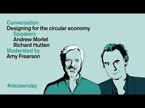 "Plastic recycling is ""bullshit"" says Richard Hutten   Dezeen Day 2019"