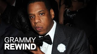 Jay-Z, Rihanna and Kanye West Win Best Rap/Sung Collaboration At The 52nd GRAMMYs | GRAMMY Rewind