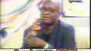 INTERVIEW DU VIEUX BOMBAS SUR COULEUR TV ( 3 )