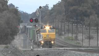 QRN Superfreighter 7MB7 : Australian Trains