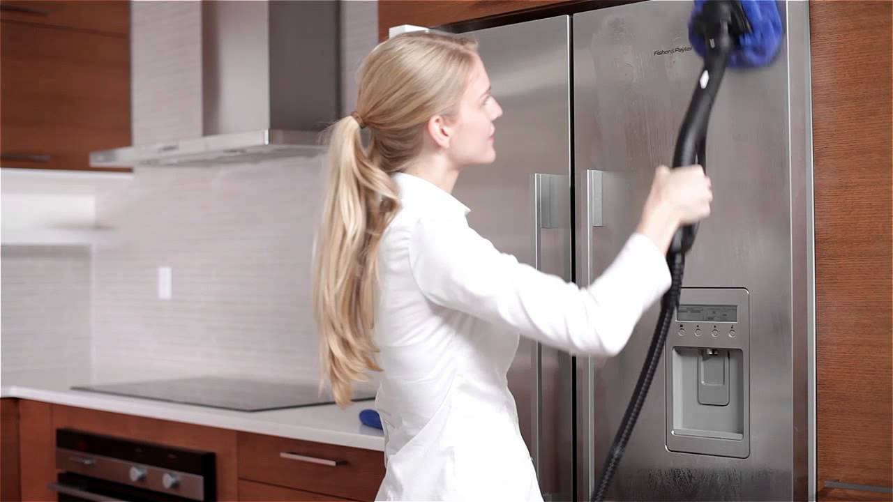 Comment nettoyer un r frig rateur avec un nettoyeur vapeur - Lessiver un plafond avec un nettoyeur vapeur ...