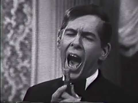 "An Evening With Johnnie Ray--Rare 1965 TV Special, ""Cry"""