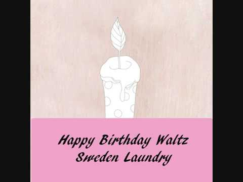 Sweden Laundry - Happy Birthday Waltz [HAN-ROM-ENG]