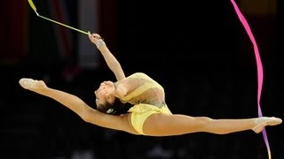 Repeat youtube video Rhythmic Worlds 2011 Montpellier - All Around Finals - Top 13-24 - Group B - We are Gymnastics!