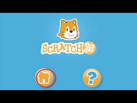 Scratch Jr - Level 2 - Step 1 || Cocoon