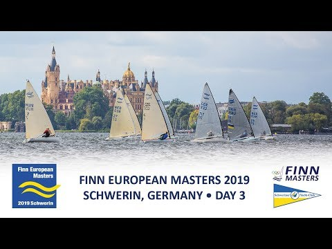Highlights from Day 3 at the Finn European Masters at Schwerin in Germany