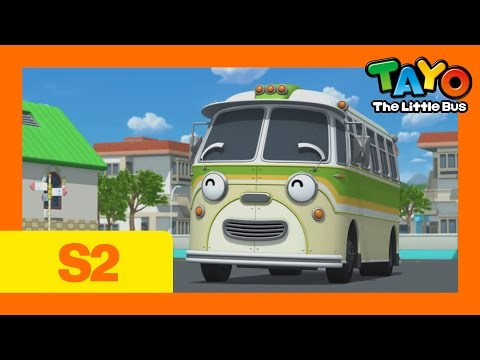 Tayo S2 EP13 Cito's Secret l Tayo the Little Bus