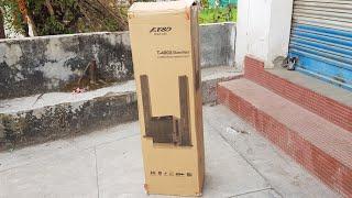 F&D T-400x 10000watts UNBOXING (Powerfull Bass/Tallboy Speaker System)