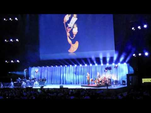 D23 2011 Expo - Lumiere Audio-Animatronic CGI footage