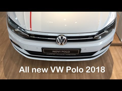 FIRST in depth look at new VW Polo 2018 Beats package in 4K