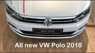 Video FIRST in depth look at new VW Polo 2018 (Beats package) in 4K download MP3, 3GP, MP4, WEBM, AVI, FLV Juli 2018
