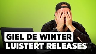 Giel over Sheeran &amp Bieber Wat een wijven-jank-nummer! Release Reacties