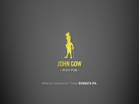 John Gow - Lançamento Choop Bombata