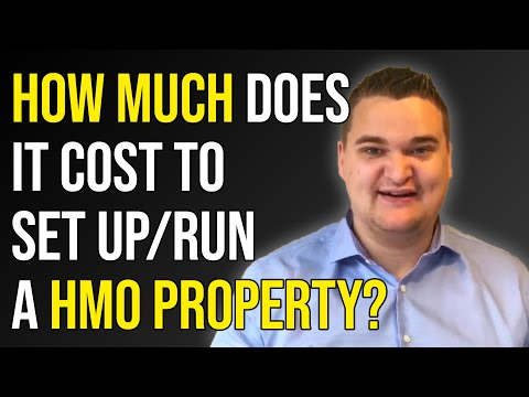 How Much Does It Cost to Set Up and Run a HMO Property? | Samuel Leeds