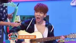 Ba Kể Con Nghe -- Kelvin Khánh, Trương Thảo Nhi (hay lắm ý..ý.. ^^)