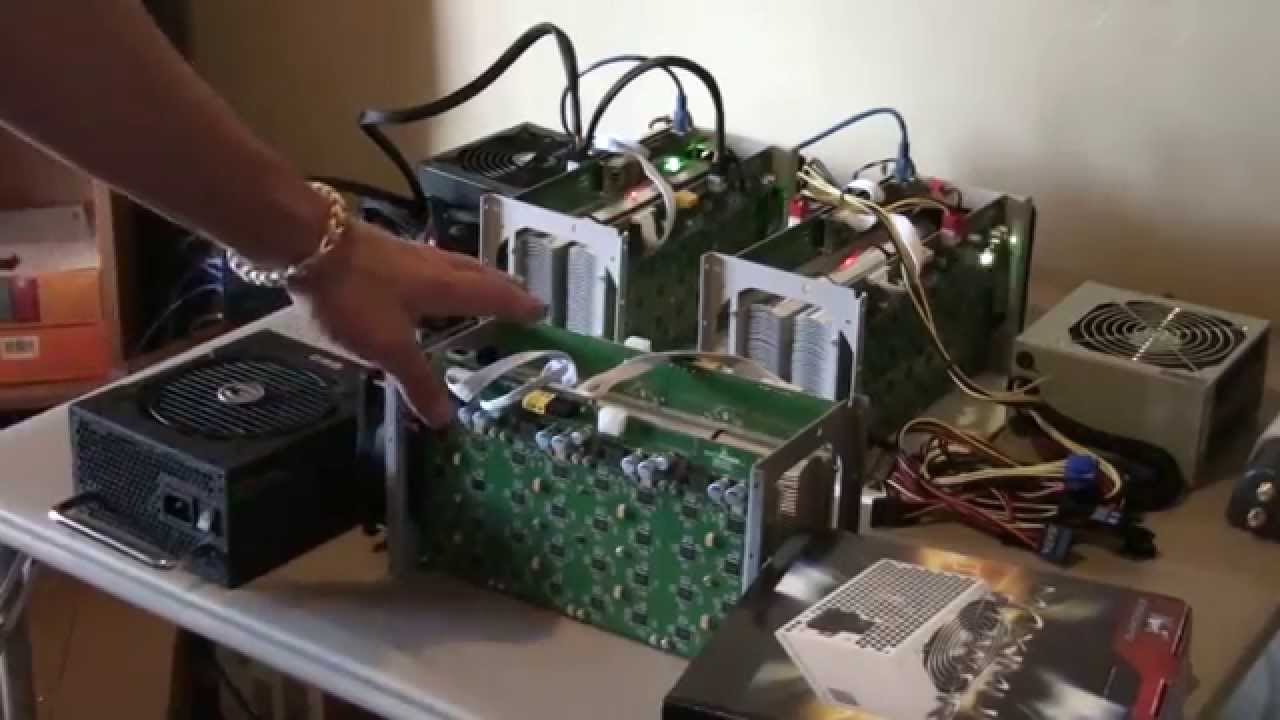 Bitcoin Antminer S1  Choosing the correct power supply, setup and operation