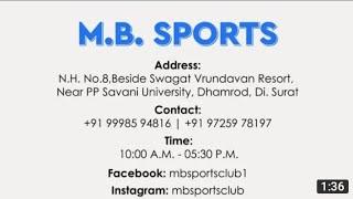 MB SPORTS CLUB GRAOUND