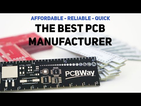 china pcb prototype \u0026 fabrication manufacturer pcb prototype thethe best pcb prototyping service pcbway story