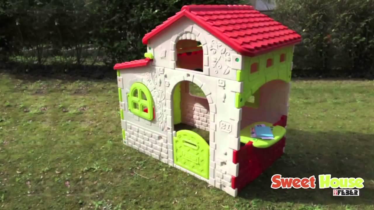 Casita Casita Sweet House Feber Montaje ordCWQxeB