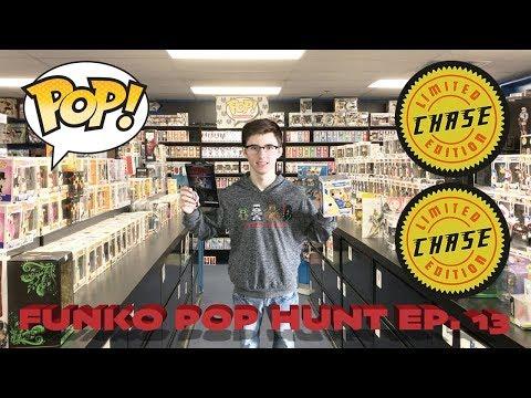 2 CHASE FUNKO POP FINDS  Funko Pop Hunt Ep 13