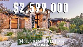 Sacramento House Tour: $2.75 MILLION LUXURY MANSION Million Dollar Mondays