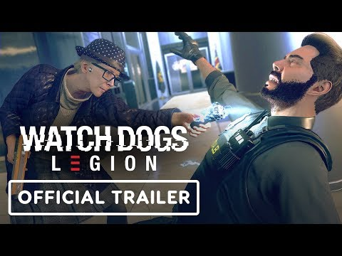 Watch Dogs: Legion Official Gameplay Trailer – E3 2019
