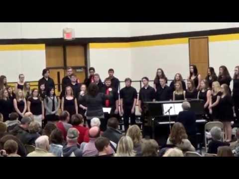 Central Lee High School Choir - 2016 Christmas Concert