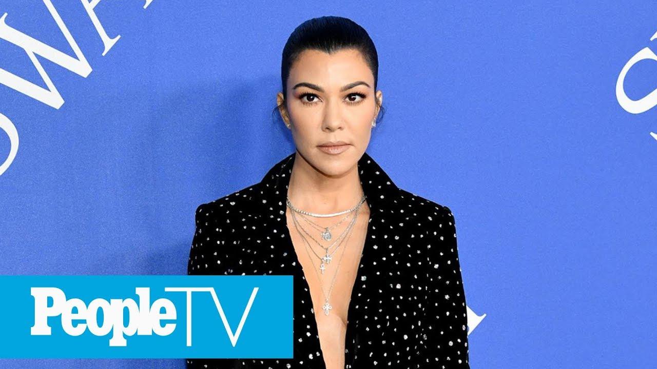 Kourtney Kardashian said she's 'ashamed' of her 'disgusting' family