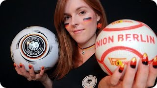 ASMR World Cup Tap-Off 🏆 (Relaxing White Noise)
