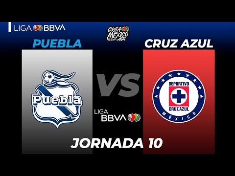 Puebla Cruz Azul Goals And Highlights
