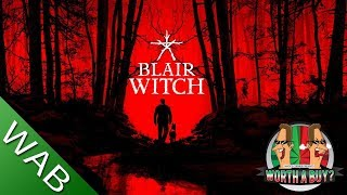 Blair Witch Review - Scary game or just wipe your nose? (Video Game Video Review)